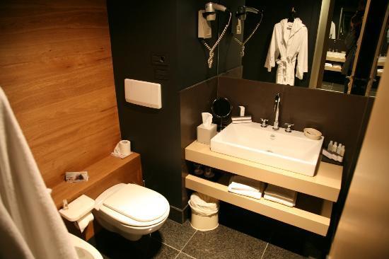 Park Hotel Ai Cappuccini: Bath
