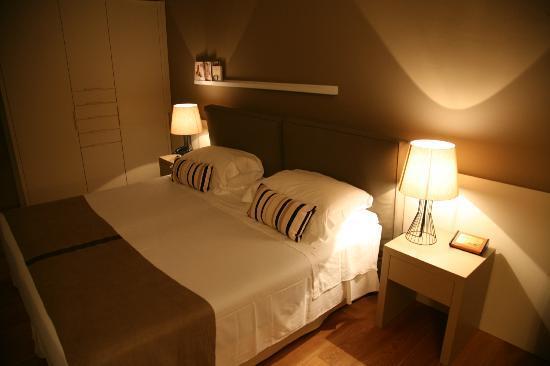 Park Hotel Ai Cappuccini: Bedroom