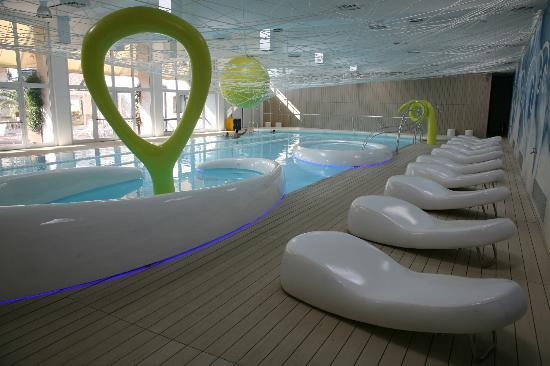 Park Hotel Ai Cappuccini: Cool Pool