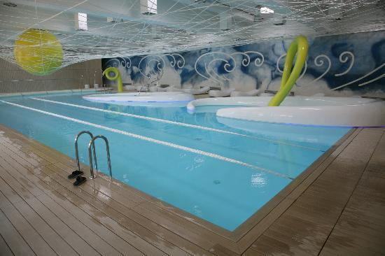 Park Hotel Ai Cappuccini: Pool