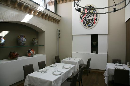 Park Hotel Ai Cappuccini: Dining room before anyone is around