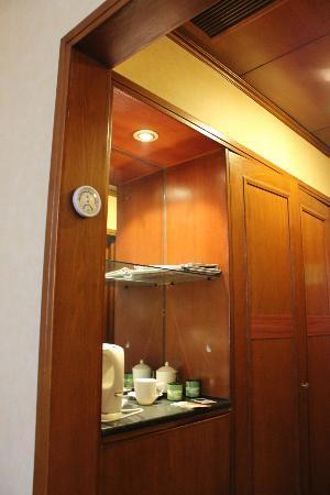 Qilu Hotel: Double room