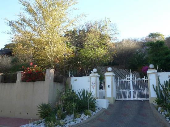 Olive Grove: Auto Gate
