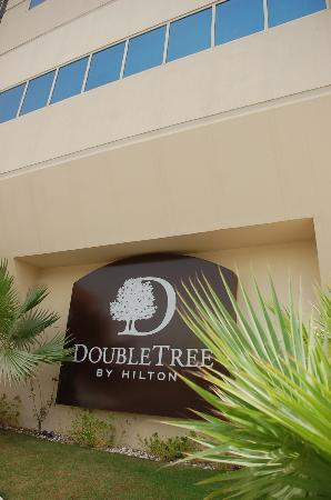 Doubletree by Hilton Ras Al Khaimah: the entrance