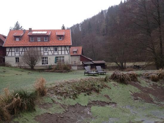 Landhaus Bärenmühle: Die Mühle