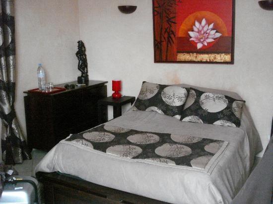 Villa Valflor: Chambre