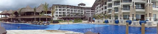 The Bellevue Resort Bohol: panoramic view