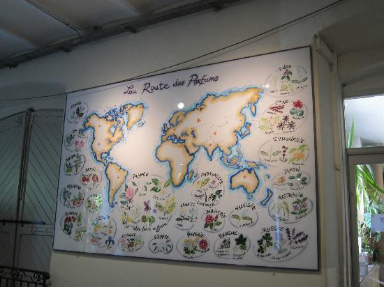 La Route Des Parfums Picture Of Parfumerie Fragonard Grasse