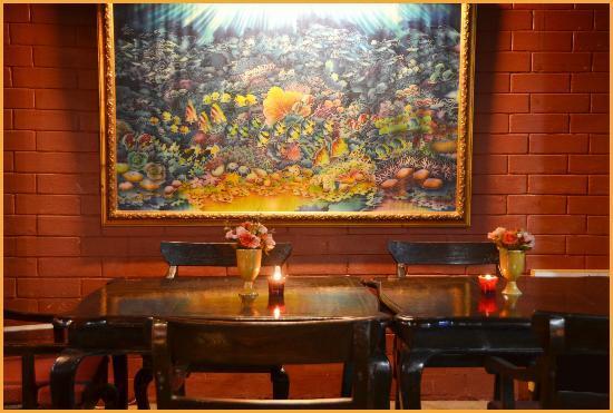 Gold Coast Inn: Restaurant