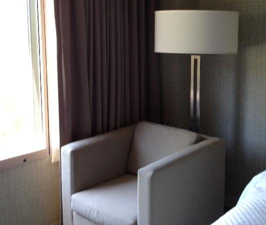 The Westin San Francisco Airport: Chair in room
