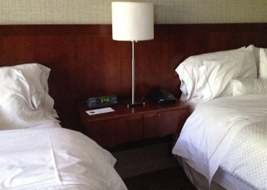 The Westin San Francisco Airport: 2 beds in room
