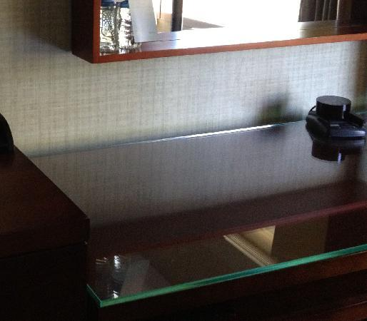 The Westin San Francisco Airport: Desk