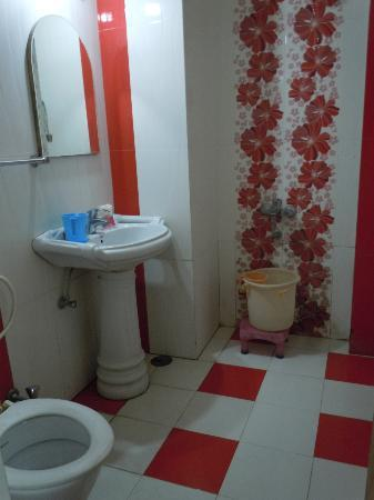 Hotel Library Presidency : Bathroom
