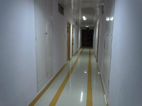 Hotel Library Presidency : Corridors