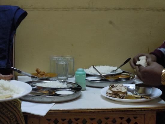 Hotel Library Presidency : Dinner