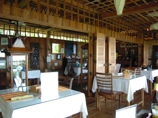 Le Bout du Monde: Restaurant