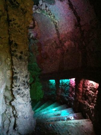 Leeds Castle Stable Courtyard Bed & Breakfast: Grotto