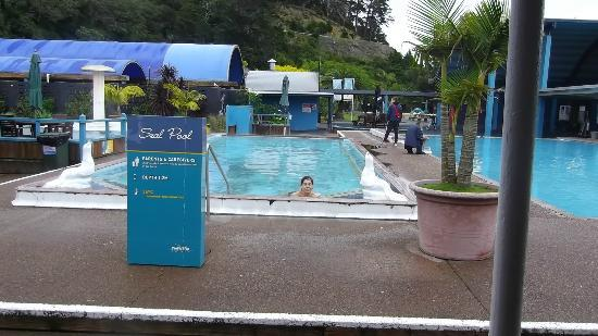 Waiwera Thermal Resort & Spa: Waiwera piscina termal