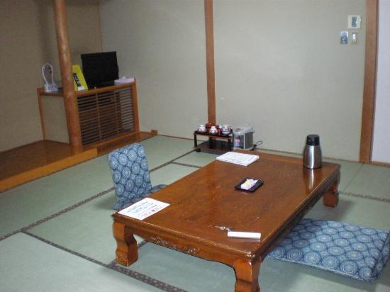 Tateshina Park Hotel: 客室