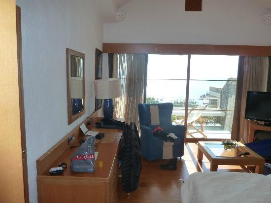 Elounda Peninsula All Suite Hotel: Room