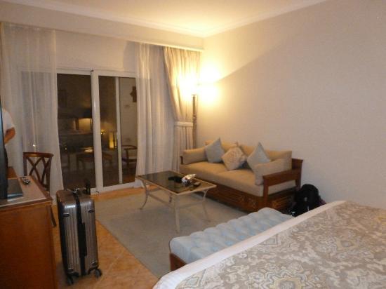 Kempinski Hotel Soma Bay: Zimmer