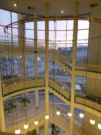 Arena City Hotel Salzburg: ホテル内から