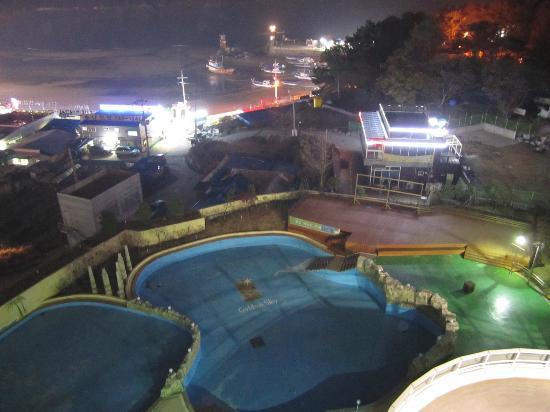 Golden Sky Resort : Unused waterpark