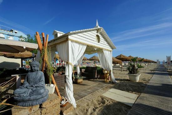 zen beach - foto di zen beach, gabicce mare - tripadvisor - Bagno Zen Gabicce Mare