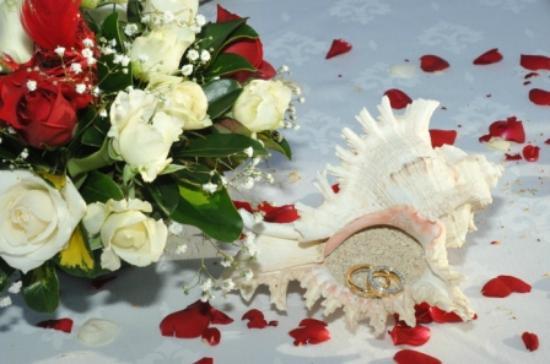 Maradiva Villas Resort and Spa: Wedding Ceremony