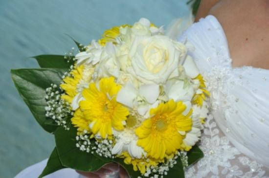 Maradiva Villas Resort and Spa: Bride's Bouquet