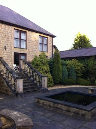 Tre-Ysgawen Hall, Country House Hotel and Spa: our room