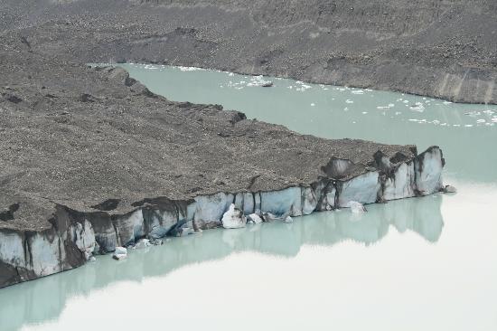 Tasman Valley 4WD & Argo Tours: Tasman Glacier