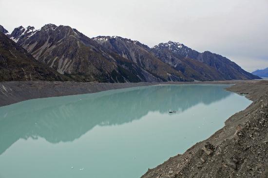 Tasman Valley 4WD & Argo Tours: Tasman Lake