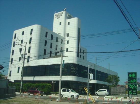 Maruni Hotel Ise : gaikan