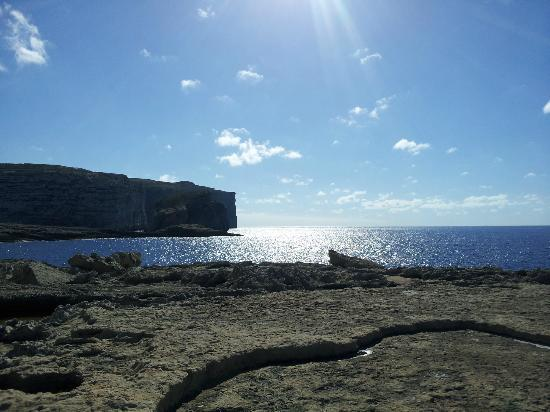 V.B. Apartments: not paradise, but close enough: Gozo