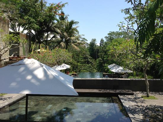Maya Ubud Resort & Spa: main pool