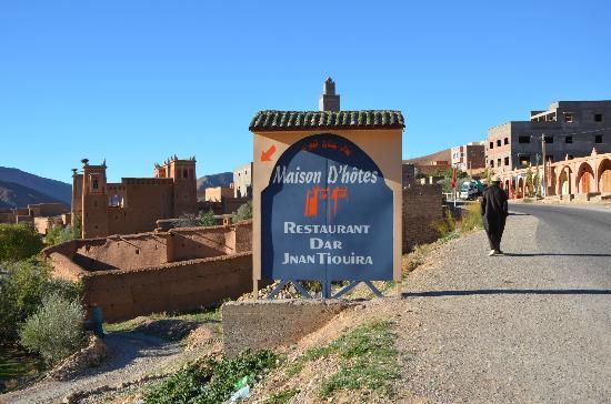 Dar Jnan Tiouira: pause obligatoire dans le dadès