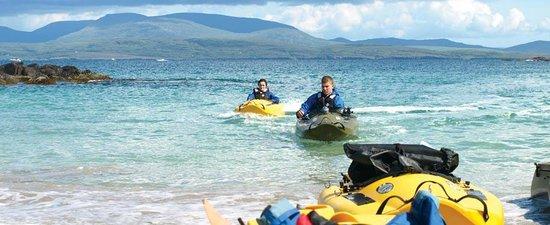 Sunfish Explorer - Motorised Kayaking Tours : Sunfish Explorer Motorised Kayak Tours