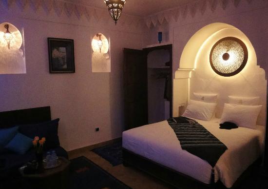 Riad Charme d'Orient: Chambre Abdelhadi