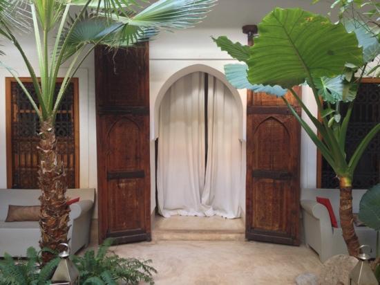 Riad Djebel: habitación del riad