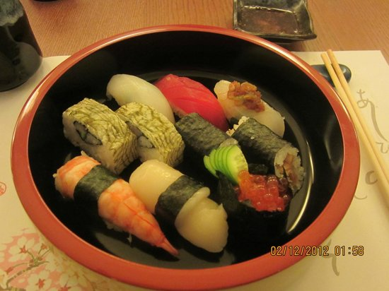 japan restaurant den haag