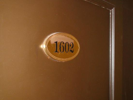 Somerset Xu Hui Shanghai: My room number