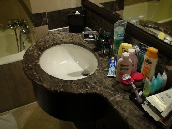 Somerset Xu Hui Shanghai: Bathroom