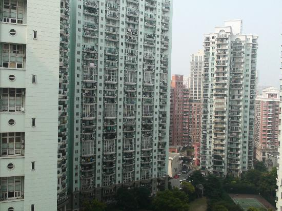 Somerset Xu Hui Shanghai: View from the hotel