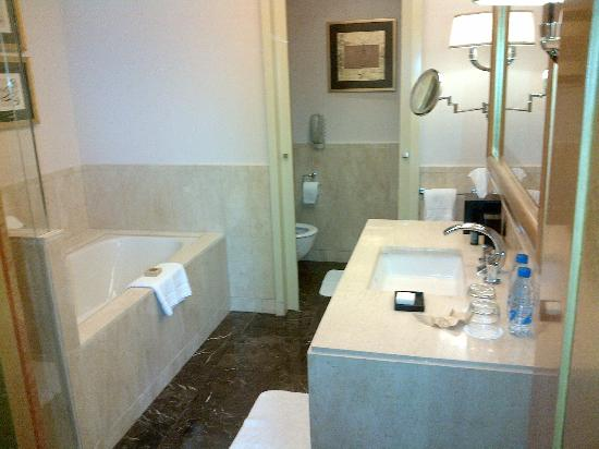 Four Seasons Hotel Beirut: Bathroom