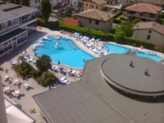 Le piscine termali foto di hotel terme marconi montegrotto terme tripadvisor - Montegrotto piscine termali ...