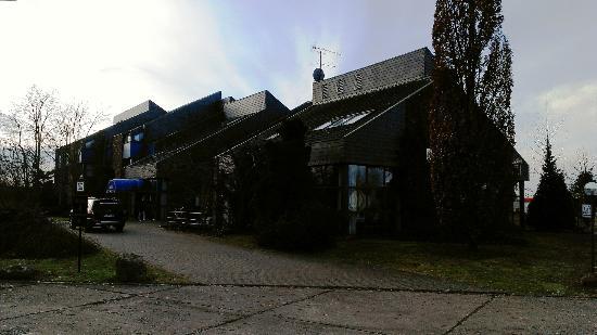 Hotel Brandenburger Hof: von Aussen