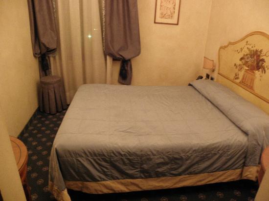 Hotel ai due Fanali : ベット
