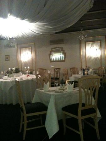 Dalmeny Park Country House Hotel: restaurant