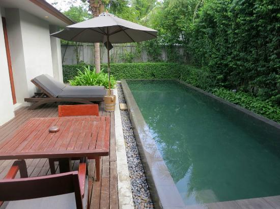AKA Resort & Spa: プライベートプール